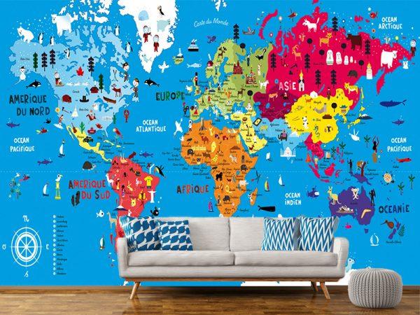 Mape - karte sveta 013