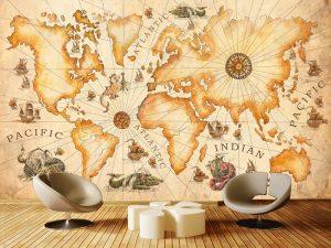 Mape - karte sveta 018