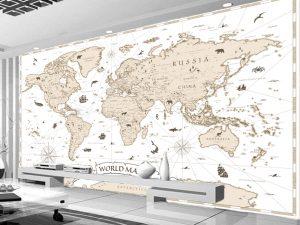 Mape - karte sveta 008