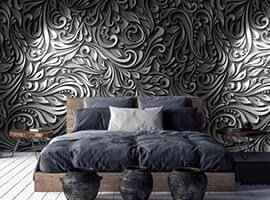Izrada tapeta za spavaću sobu