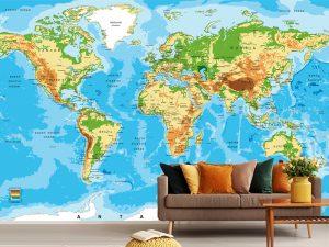 Mape - karte sveta 070