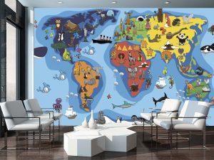 Mape - karte sveta 072