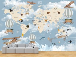 Mape - karte sveta 078
